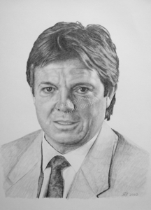 Bleistiftzeichnung, Portraitzeichnung Männerbilder, Bleistiftzeichnungen mit Mann, Bleistift-Portraits, Portraitzeichnungen mit Bleistiften